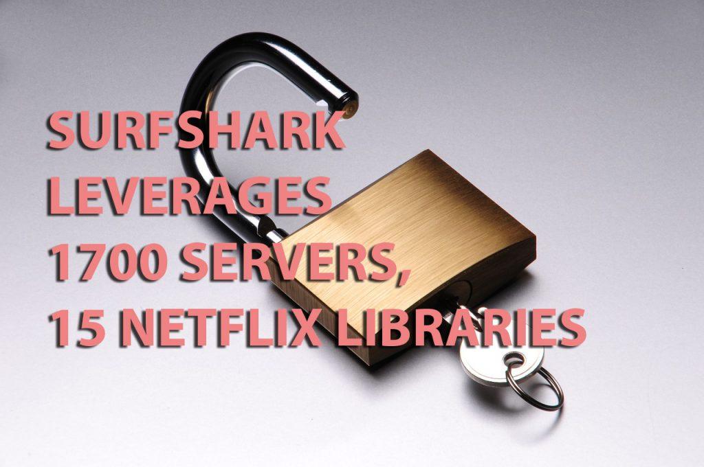 surfshark works with netflix